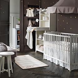 Chambre bébé chez ikea - Famille et bébé