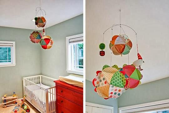 Deco chambre bebe fait maison