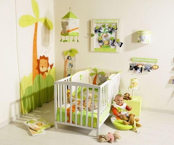 Idée déco chambre bébé pas cher - Famille et bébé
