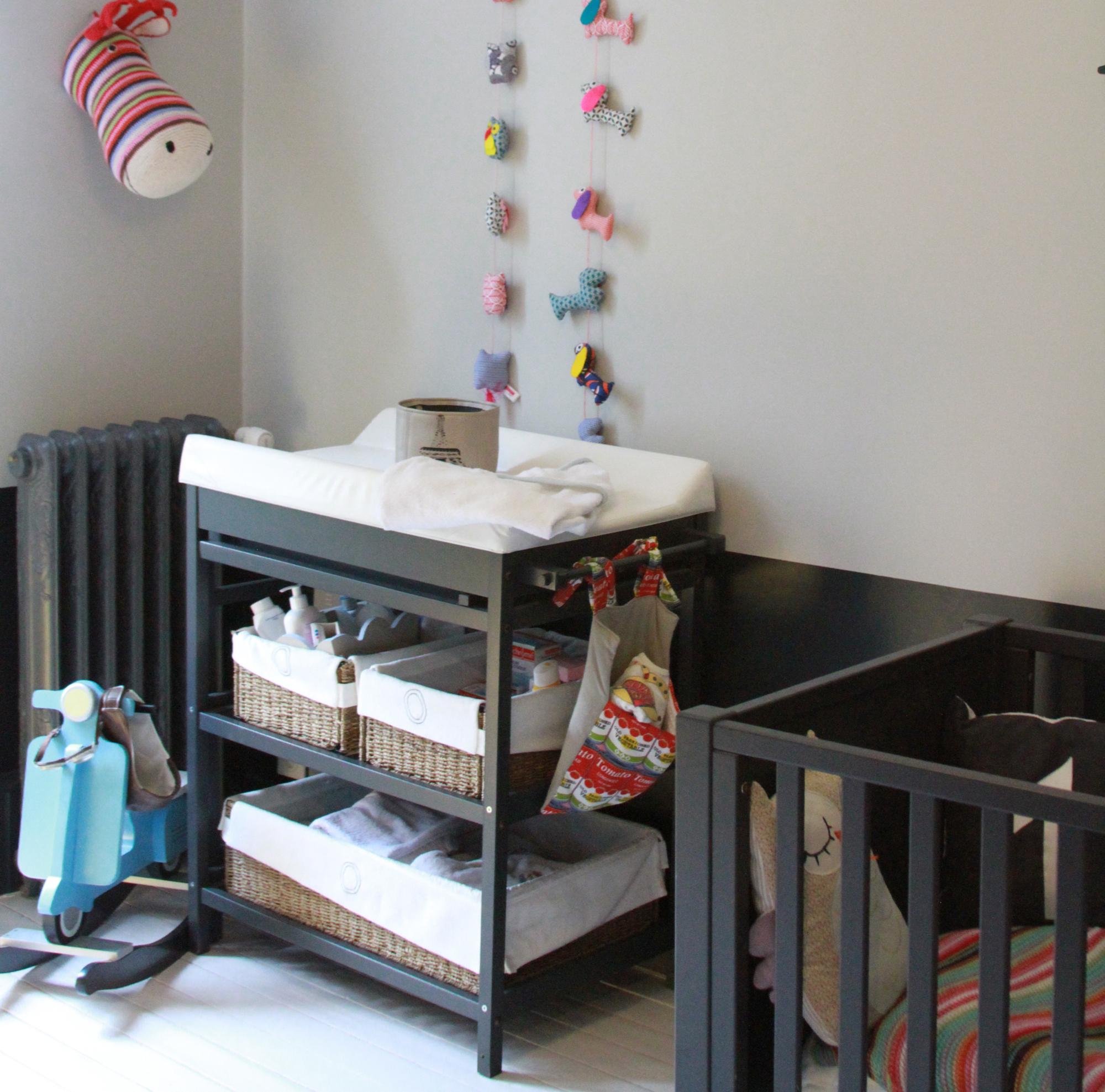 Chambre bébé tendance - Famille et bébé
