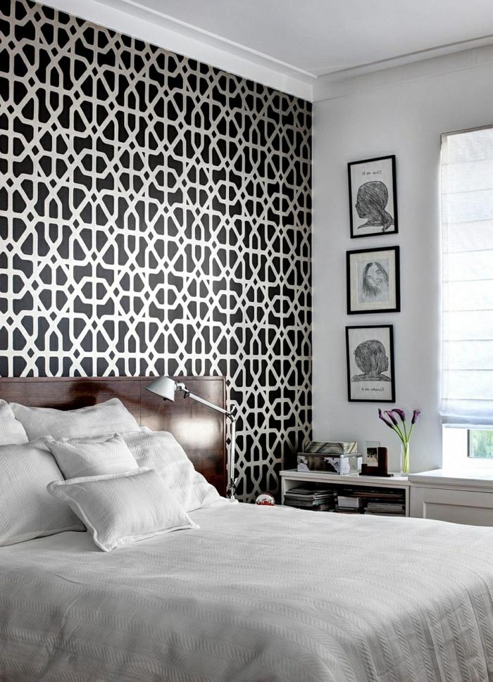 papier peint chambre b b gar on leroy merlin famille et. Black Bedroom Furniture Sets. Home Design Ideas