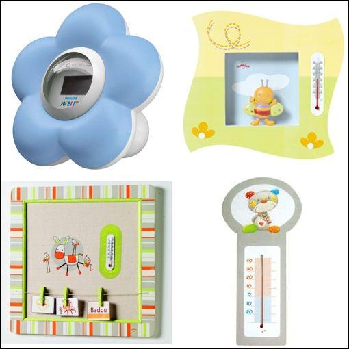 Thermometre chambre bebe - Taux humidite chambre bebe ...