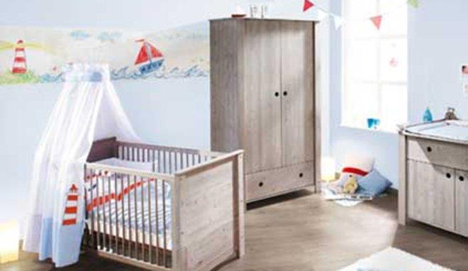 Chambre bebe mer - Famille et bébé