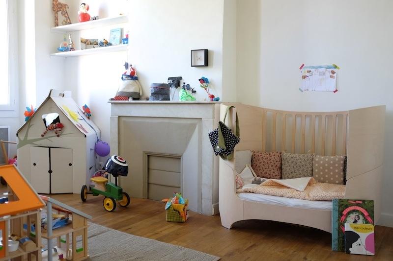 Chambre bébé fille 2 ans - Famille et bébé