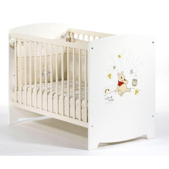 Chambre bebe winni l\'ourson - Famille et bébé