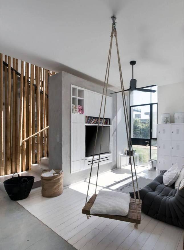 Balancoire Interieur Design
