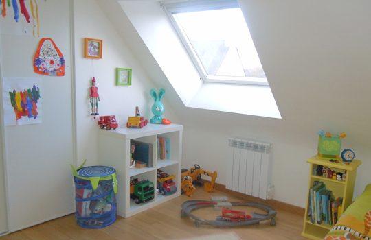 Chambre bébé 4 ans