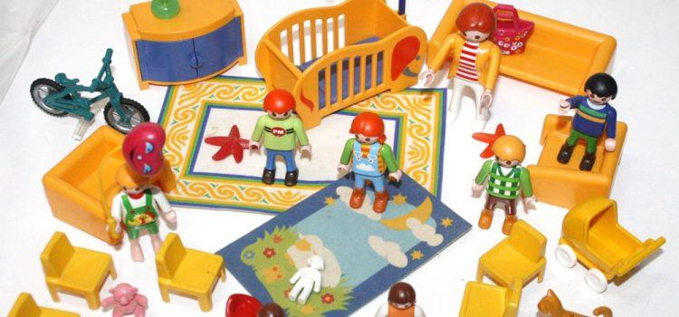 Chambre bébé playmobil 5333