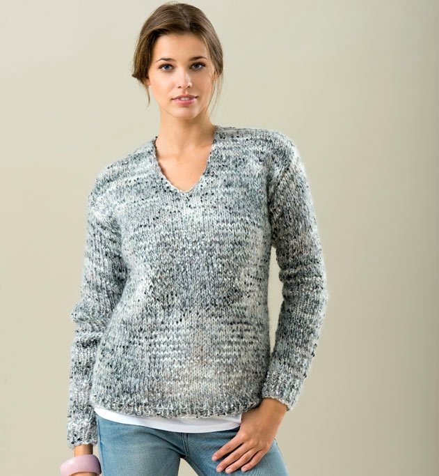 modele de tricot pull femme