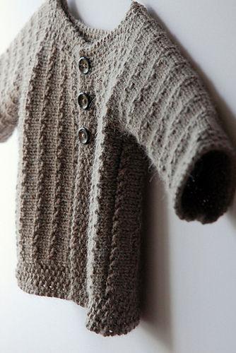 modèle gilet fille tricot gratuit