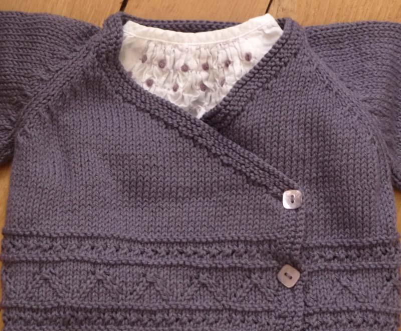 layette à tricoter modèles gratuits