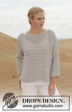 modele tricot pull coton femme gratuit