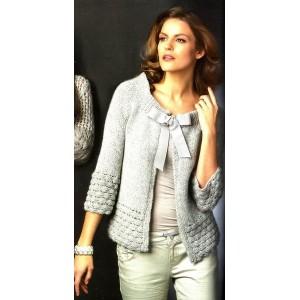 modèle de gilet à tricoter pour femme gratuit