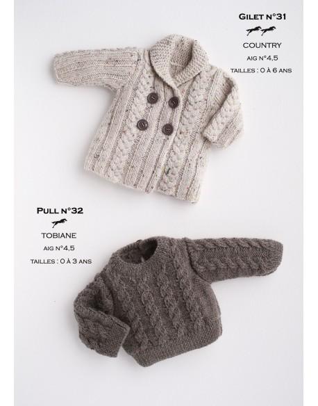 modele de tricot pour bebe garcon gratuit
